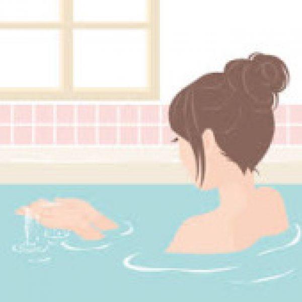 夏の疲れを癒す入浴法サムネイル